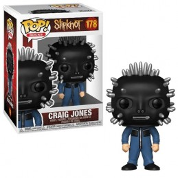 FUNKO FUNKO POP! SLIPKNOT - CRAIG JONES BOBBLE HEAD FIGURE