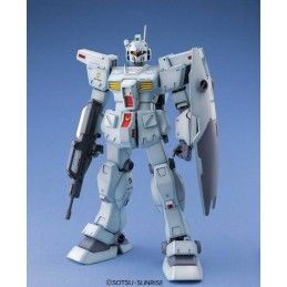 BANDAI MASTER GRADE MG GUNDAM RGM-79N GM CUSTOM 1/100 MODEL KIT