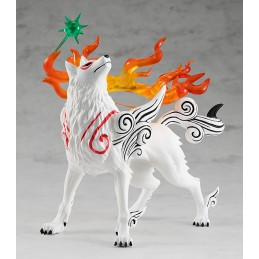 GOOD SMILE COMPANY OKAMI AMATERASU POP UP PARADE STATUE FIGURE