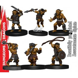 ICONS OF THE REALMS GOBLIN WARBAND SET MINIATURES WIZKIDS