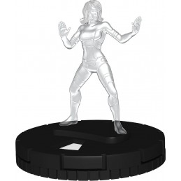 MARVEL HEROCLIX FANTASTIC FOUR INVISIBLE WOMAN FUTURE FOUNDATION WIZKIDS