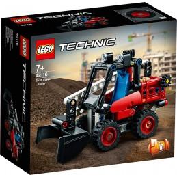 LEGO TECHNIC SKID STEER LOADER BULLDOZER 42116