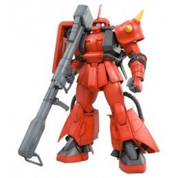 MASTER GRADE MG MS-06R-2 J ZAKU RIDDEN VER 2.0 1/100 MODEL KIT