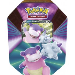 POKEMON TIN COLLECTION SPRING 2021 SLOWBRO THE POKEMON COMPANY INTERNATIONAL