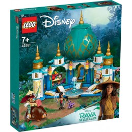 LEGO DISNEY RAYA PALAZZO DEL CUORE 43181