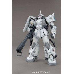 MASTER GRADE MG MS-06R-1A ZAKU II SHIN MATSUNAGA 1/100 MODEL KIT BANDAI