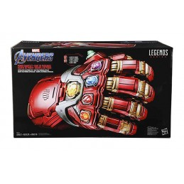 MARVEL LEGENDS AVENGERS POWER GAUNTLET FULL SCALE GUANTO INFINITO 1/1 HASBRO