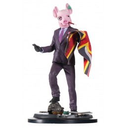 UBISOFT WATCH DOGS LEGION RESISTANT OF LONDON STATUE FIGURE