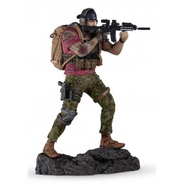 UBISOFT GHOST RECON BREAKPOINT NOMAD STATUE FIGURE