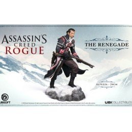 ASSASSIN'S CREED ROGUE - THE RENEGADE SHAY PATRICK CORMAC STATUE FIGURE UBISOFT