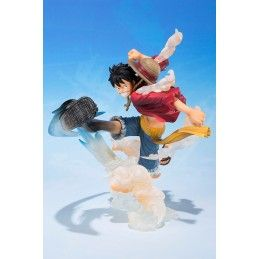 ONE PIECE ZERO LUFFY GUM GUM FIGUARTS ZERO ACTION FIGURE