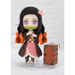 DEMON SLAYER NEZUKO KAMADO MINI FIGUARTS ACTION FIGURE BANDAI