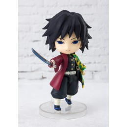 DEMON SLAYER TOMIOKA GIYU-MIZUBASHIRA MINI FIGUARTS ACTION FIGURE BANDAI