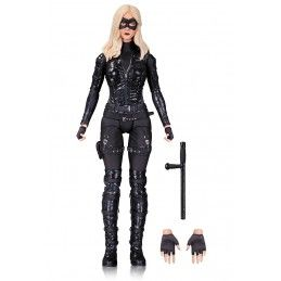 DC COLLECTIBLES DC COMICS ARROW SERIE TV 1 BLACK CANARY ACTION FIGURE