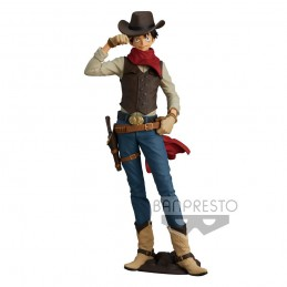ONE PIECE TREASURE CRUISE WORLD JOURNEY MONKEY D. LUFFY STATUA FIGURE BANPRESTO