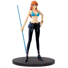 ONE PIECE GOLD NAMI GRANDLINE DXF STATUA FIGURE BANPRESTO