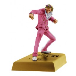 ONE PIECE GOLD GILD TESORO MANHOOD DXF STATUA FIGURE BANPRESTO