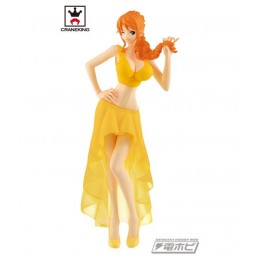 ONE PIECE NAMI LADY EDGE WEDDING STATUA FIGURE BANPRESTO