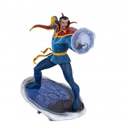 POP CULTURE SHOCK COLLECTIBLES MARVEL CONTEST OF CHAMPIONS DOCTOR STRANGE 1/10 STATUE FIGURE