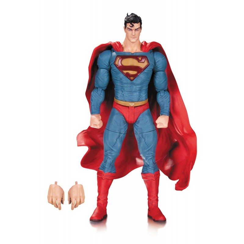 DC COMICS DESIGNERS SERIES BERMEJO SUPERMAN ACTION FIGURE