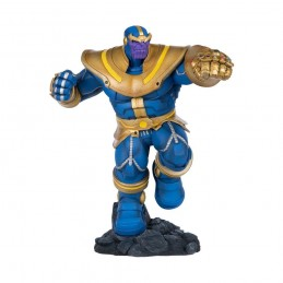 POP CULTURE SHOCK COLLECTIBLES MARVEL CONTEST OF CHAMPIONS THANOS 1/10 STATUE FIGURE