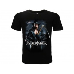 MAGLIA T SHIRT WRESTLING WWE THE UNDERTAKER