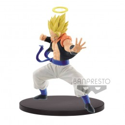 DRAGON BALL COLOSSEUM CHAMPION - SUPER SAIYAN GOGETA STATUA FIGURE BANPRESTO