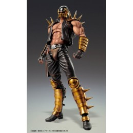 HOKUTO NO KEN IL GUERRIERO JAGI JAGGER ACTION FIGURE MEDICOS ENTERTAINMENT