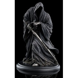 LORD OF THE RINGS RINGWRAITH 15CM STATUA FIGURE WETA
