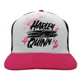 CAPPELLO BASEBALL CAP HARLEY QUINN BIRDS OF PREY UFFICIALE