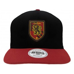 CAPPELLO BASEBALL CAP HARRY POTTER GRYFFINDOR UFFICIALE