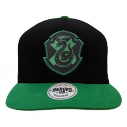 CAPPELLO BASEBALL CAP HARRY POTTER SERPEVERDE UFFICIALE