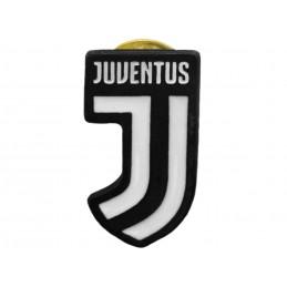 JUVENTUS FC LOGO SPILLA METAL PIN