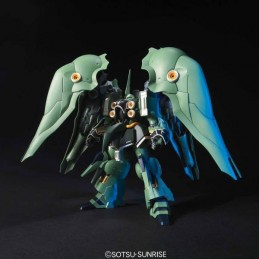 HIGH GRADE HGUC GUNDAM NZ-666 KSYATRIYA KSHATRIYA 1/144 MODEL KIT