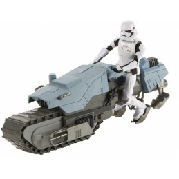HASBRO STAR WARS FIRST ORDER DRIVER AND TREADSPEEDER ACTION FIGURE
