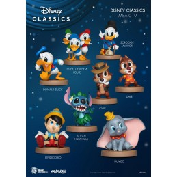 BEAST KINGDOM DISNEY CLASSICS MINI EGG ATTACK SET 8 FIGURES