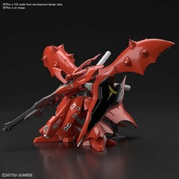 BANDAI HIGH GRADE HGUC GUNDAM NIGHTINGALE 1/144 MODEL KIT ACTION FIGURE