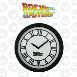 FANATTIK BACK TO THE FUTURE HILL VALLEY CLOCK TOWER REPLICA WALL CLOCK