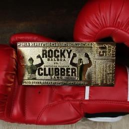FANATTIK ROCKY III WORLD HEAVYWEIGHT BOXING CHAMPIONSHIP TICKET GOLD PLATED REPLICA 1/1