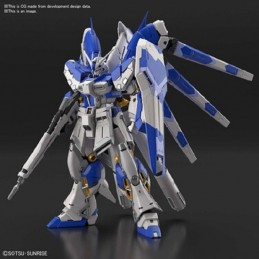BANDAI RG REAL GRADE GUNDAM HI NU 1/144 MODEL KIT ACTION FIGURE