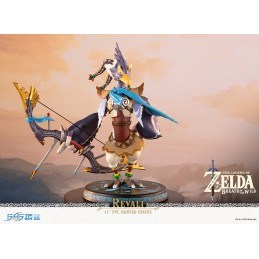 FIRST4FIGURES THE LEGEND OF ZELDA BREATH OF THE WILD REVALI STATUE FIGURE
