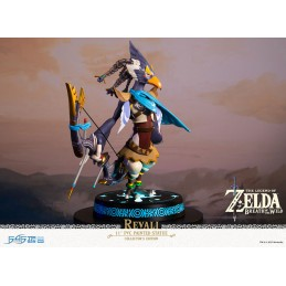 FIRST4FIGURES THE LEGEND OF ZELDA BREATH OF THE WILD REVALI COLLECTOR STATUE FIGURE