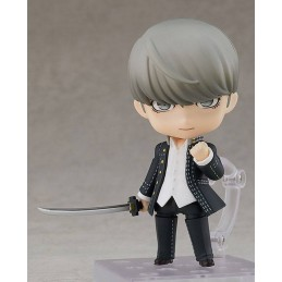 PERSONA 4 GOLDEN P4G HERO NENDOROID ACTION FIGURE GOOD SMILE COMPANY