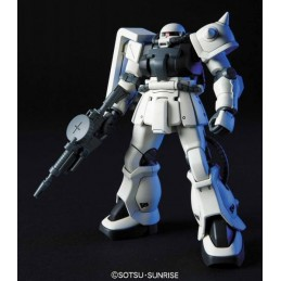 HIGH GRADE HGUC MS-06F-2 ZAKU II F2 1/144 MODEL KIT