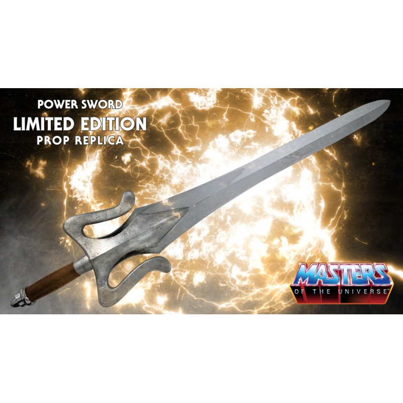 MASTERS OF THE UNIVERSE HE-MAN POWER SWORD 1:1 PROPLICA REPLICA FACTORY ENTERTAINMENT