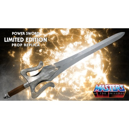 MASTERS OF THE UNIVERSE HE-MAN POWER SWORD 1:1 PROPLICA REPLICA