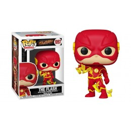 FUNKO POP! THE FLASH BOBBLE HEAD KNOCKER FIGURE FUNKO