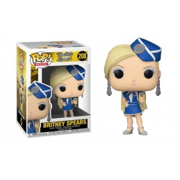 FUNKO POP! BRITNEY SPEARS BOBBLE HEAD KNOCKER FIGURE FUNKO