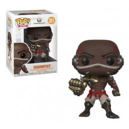 FUNKO POP! OVERWATCH - DOOMFIST BOBBLE HEAD KNOCKER FIGURE FUNKO