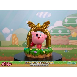 KIRBY AND THE GOAL DOOR STATUA FIGURE FIRST4FIGURES